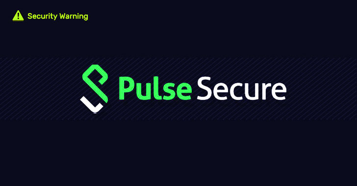 new high severity vulnerability reported in pulse connect secure vpn