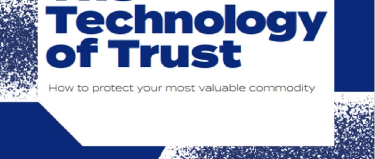 the technology of trust