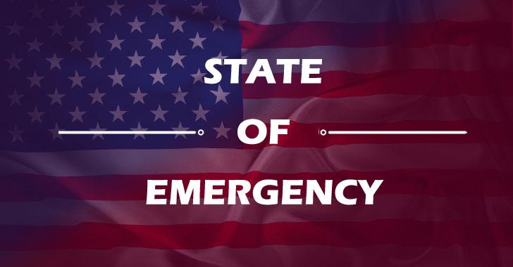 u.s. declares emergency in 17 states over fuel pipeline cyber