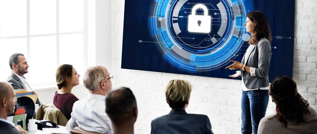 61% of organizations say improving security a top priority for