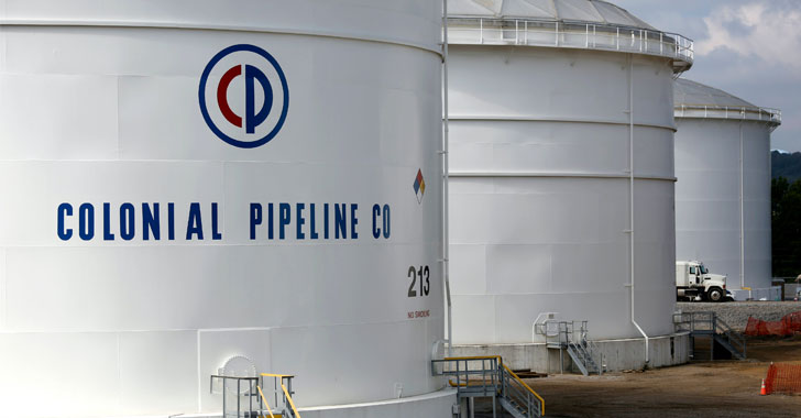 hackers breached colonial pipeline using compromised vpn password