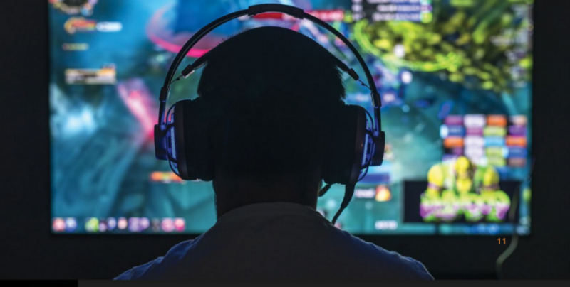pandemic bored attackers pummeled gaming industry