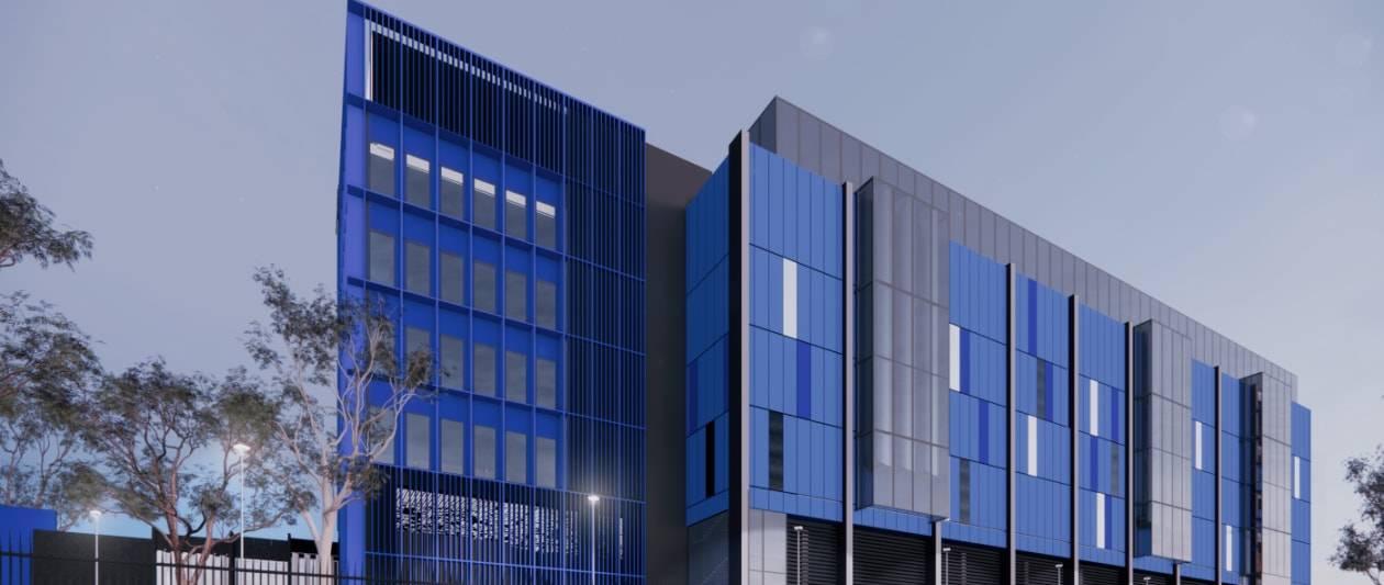 macquarie telecom to build new sydney data centre