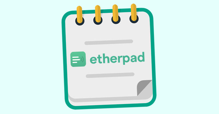 critical flaws reported in etherpad — a popular google docs