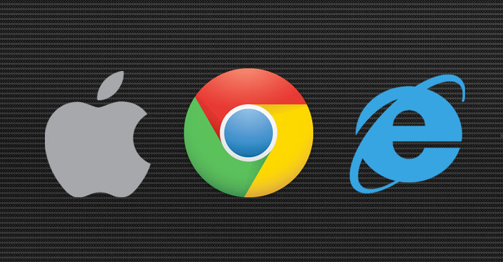 google details ios, chrome, ie zero day flaws exploited recently in