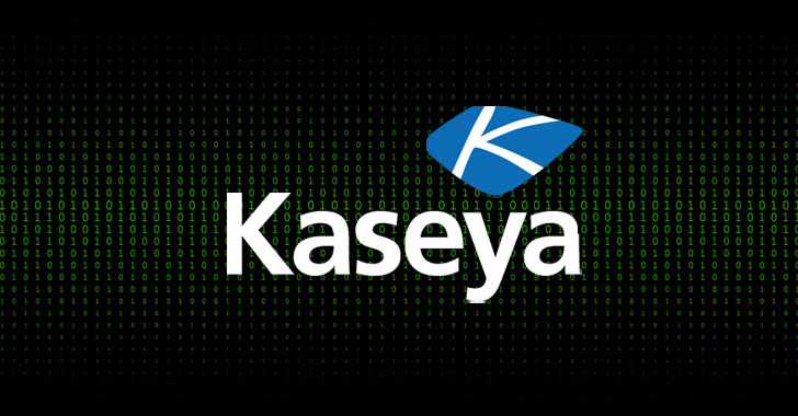 kaseya supply chain attack hits nearly 40 service providers with revil