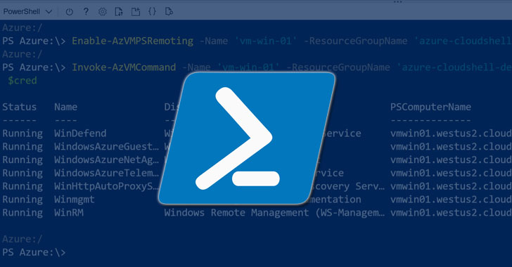 microsoft urges azure users to update powershell to patch rce