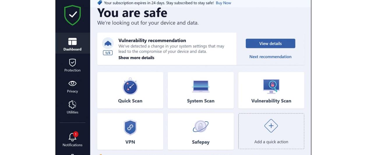 bitdefender internet security review: a solid suite at a fair
