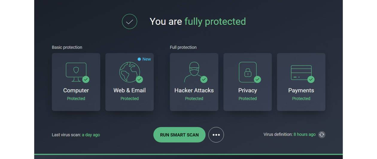 avg internet security review: money for nothing