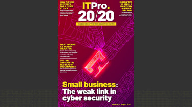 Issue 19 of IT Pro 20/20