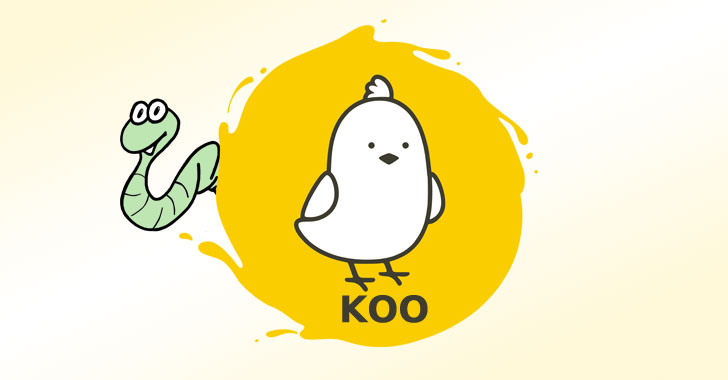 india's koo, a twitter like service, found vulnerable to critical worm