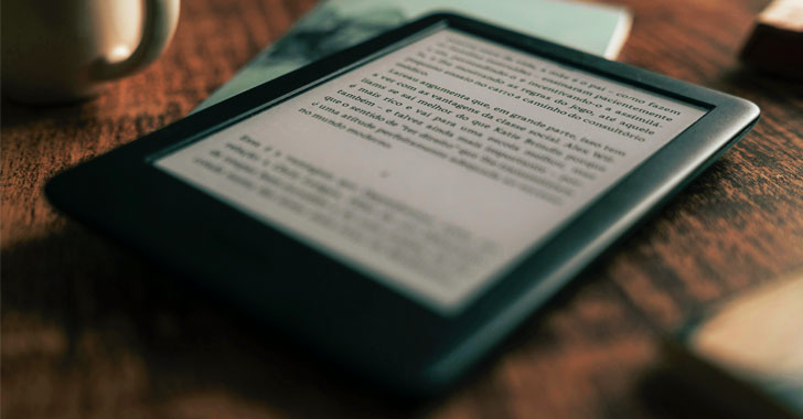 new amazon kindle bug could've let attackers hijack your ebook