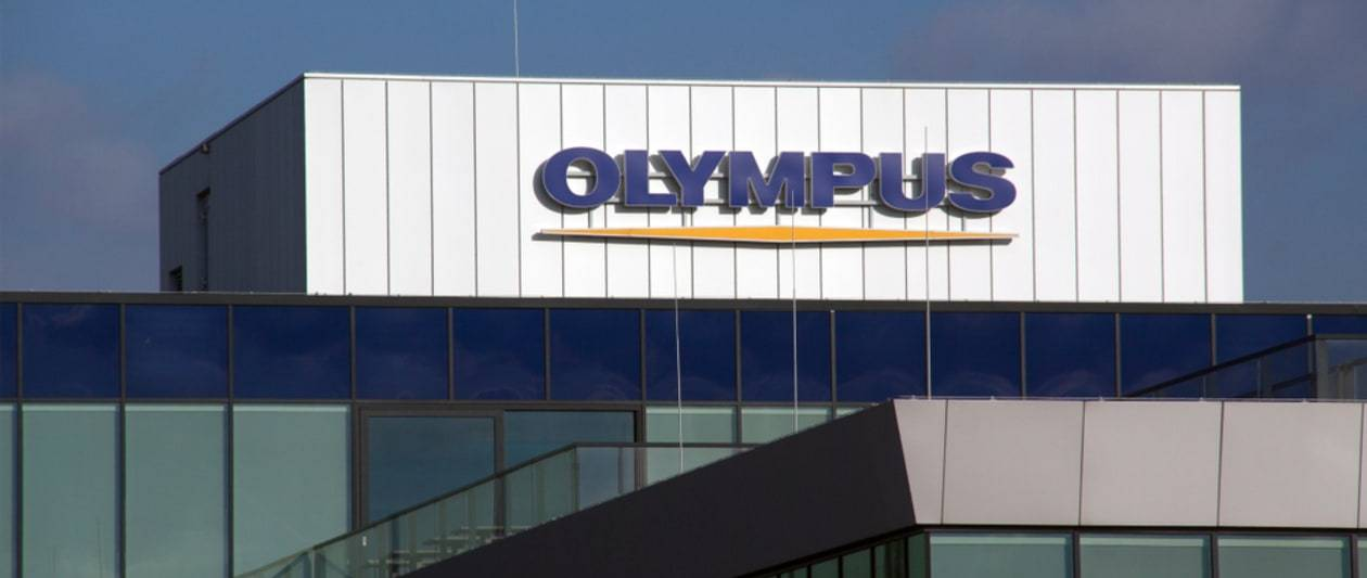 olympus hit by suspected ransomware attack