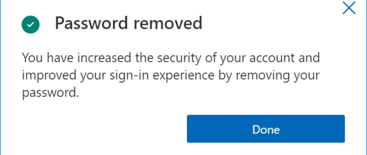 microsoft brings passwordless security to consumer accounts