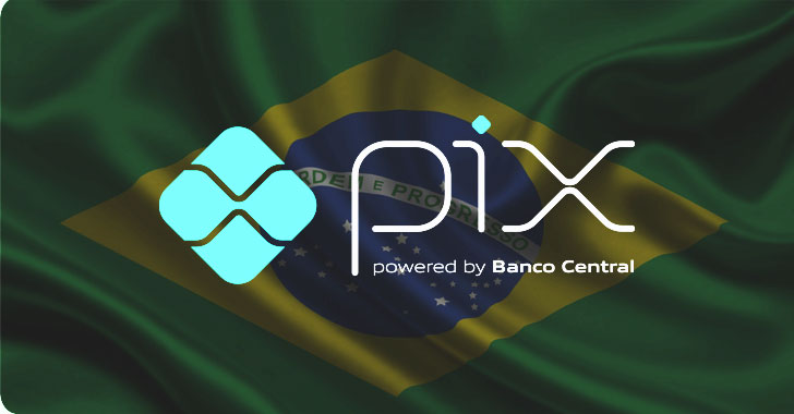 hackers targeting brazil's pix payment system to drain users' bank