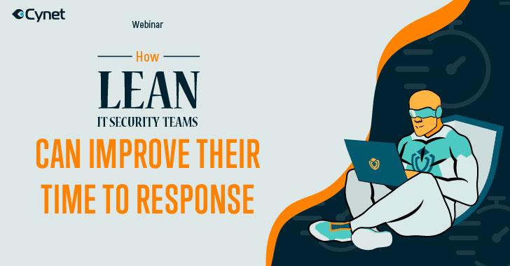 [live webinar] how lean security teams can improve their time