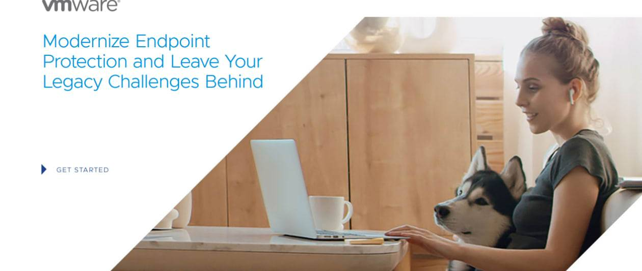 modernise endpoint protection and leave your legacy challenges behind