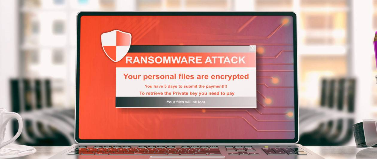 one in seven nasdaq 100 companies ranked as highly susceptible to a ransomware