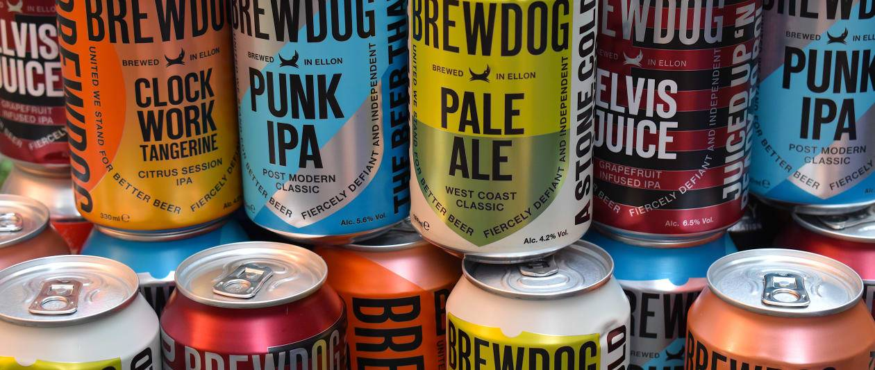 brewdog app flaw exposed data on 200,000 shareholders and customers,