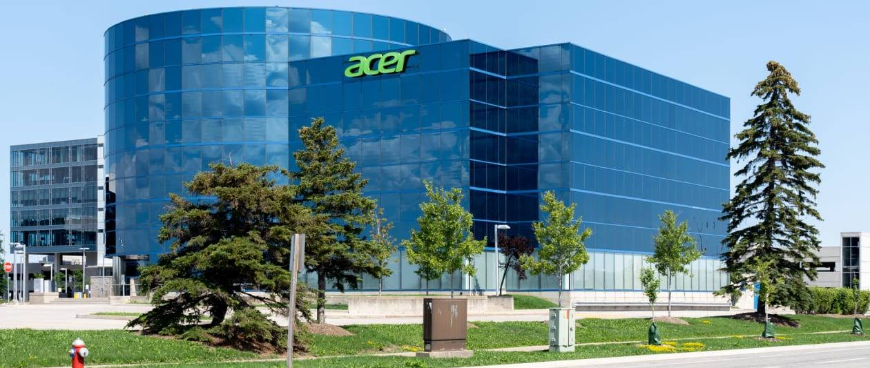 acer confirms breach after cyber attack on indian servers