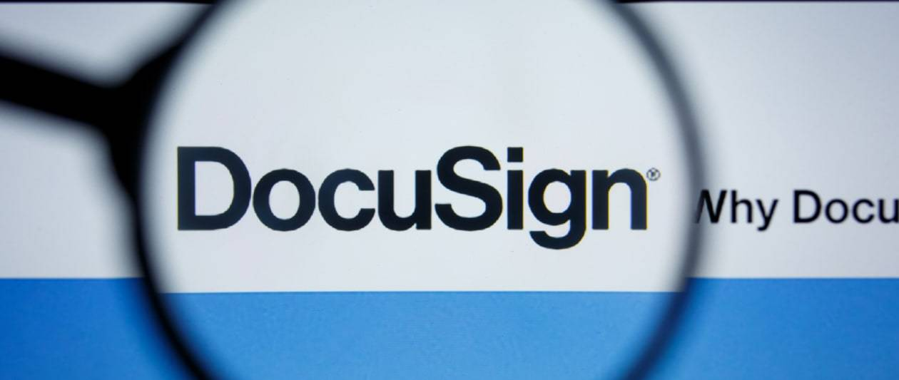 hackers fake docusign and offer fraudulent signing methods